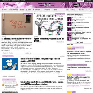IAATA - Information Anti Autoritaire Toulouse et Alentours