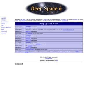 Deep Space 6 - The Linux IPv6 Portal