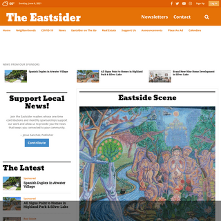 theeastsiderla.com - News from the Eastside of Los Angeles