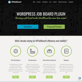 WordPress Job Board Plugin - WPJobBoard