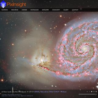 PixInsight — Pleiades Astrophoto