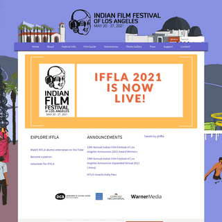 IFFLA - Indian Film Festival of Los Angeles