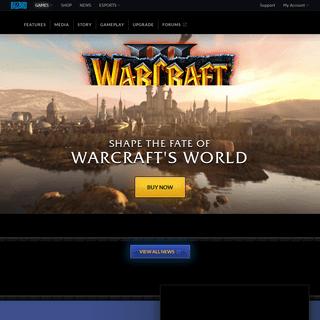 Warcraft III- Reforged
