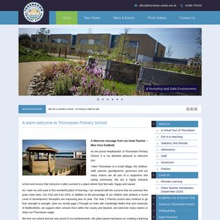 Thorndown Primary School