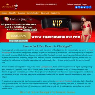 Chandigarh Escorts 9888014299 Love Night Call Girls Service