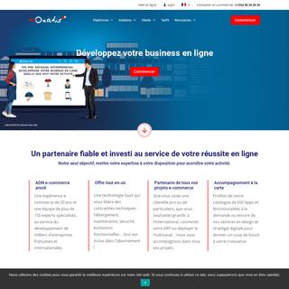 NewOxatis - Développez votre business en ligne