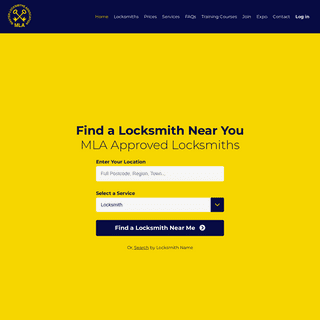 Master Locksmiths Association - Locksmith Near Me (Fully Vetted)