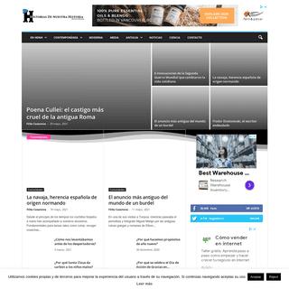 Historias de nuestra Historia - Revista Digital de Historia