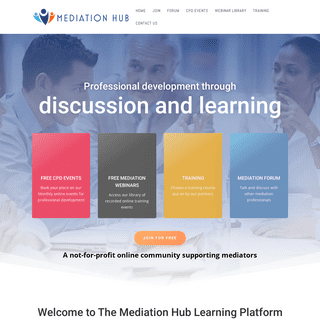 Mediation Hub - Mediation Hub Organization UK