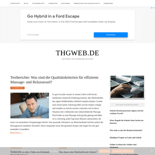 Software und Hardware Reviews - thgweb.de