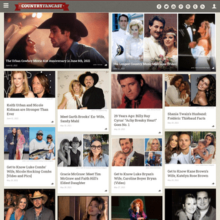 Country Fancast - Top News, Articles and Videos