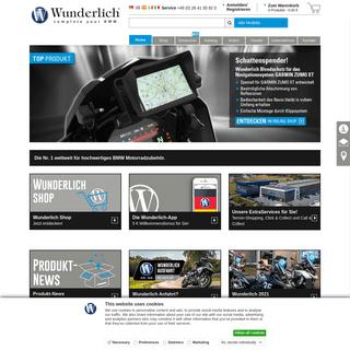 Wunderlich Wunderlich - complete your BMW Motorrad
