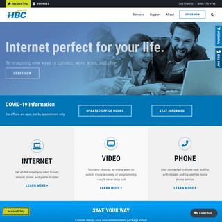 HBC Internet, Video, Phone—Winona, Minnesota