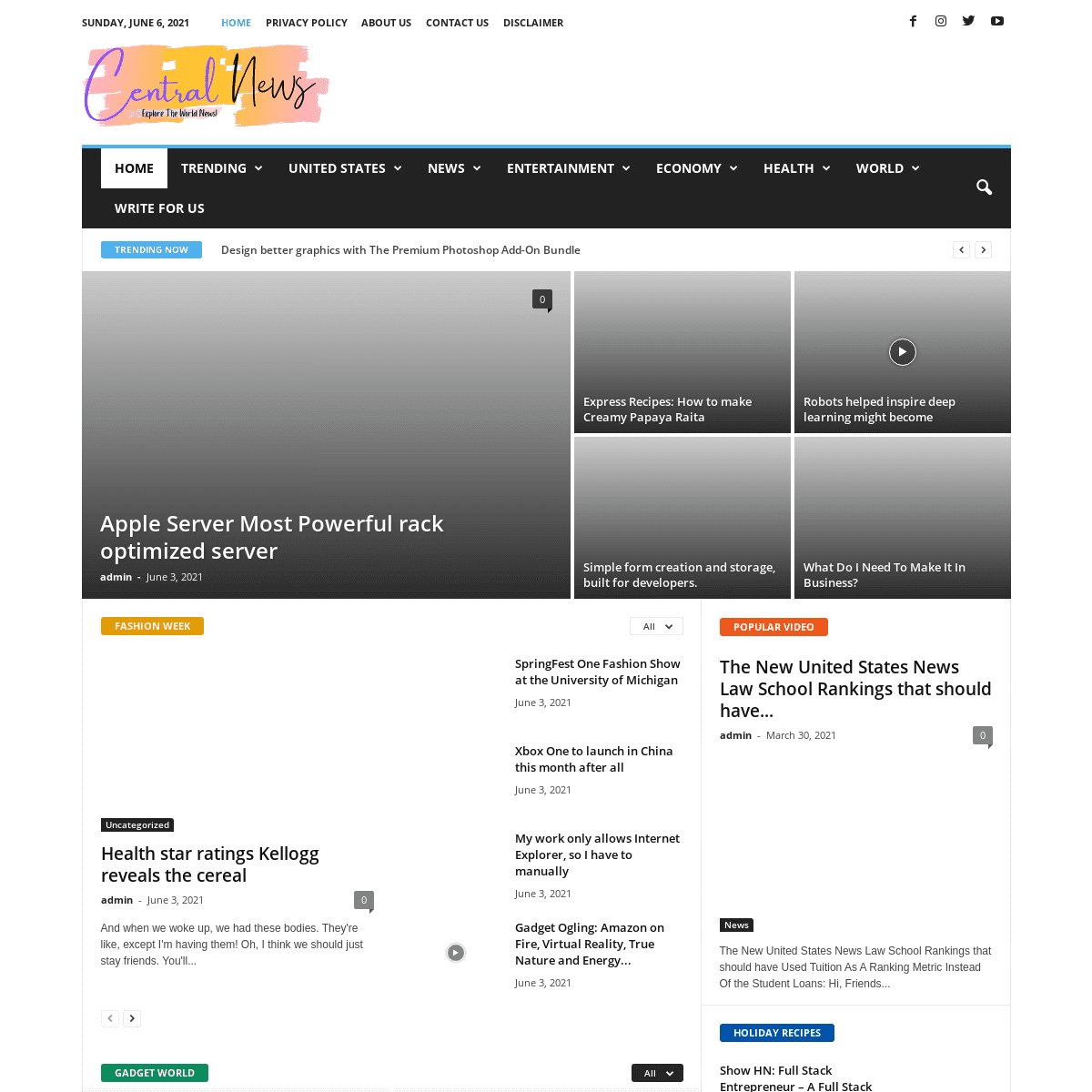 A complete backup of https://centralfallout.com