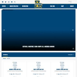 La Salle University Athletics - Official Athletics Website