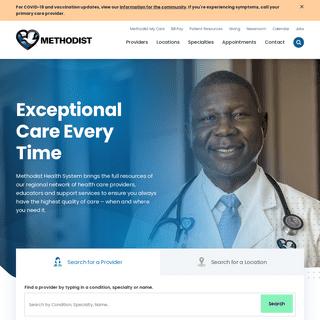 Homepage - Nebraska Methodist Health System
