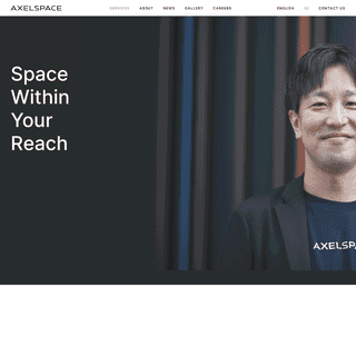 Axelspace – Space Technology