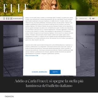 Elle - Tendenze moda, consigli di bellezza e news sulle Celebrities