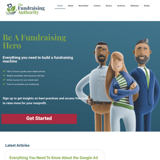 The Fundraising Authority - Tools and information for schools, churches, and other non-profits...