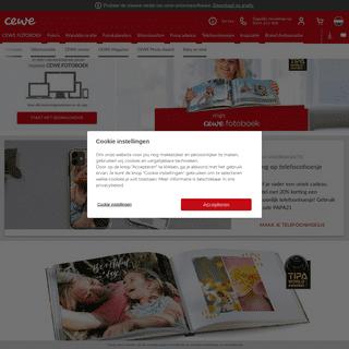 Fotoservice van CEWE - De beste fotoservice ter wereld