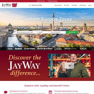 Custom Europe Tours by JayWay Travel
