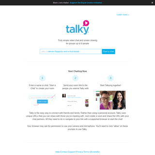 A complete backup of https://talky.io