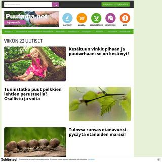 Puutarha.net - piha - Kesä ja kukkaset, sauna ja