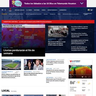 Telemundo Houston – Noticias, El Tiempo y Entretenimiento de Houston, TX – Telemundo Houston