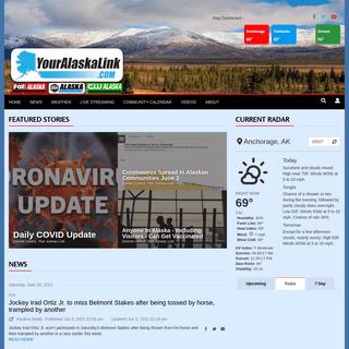 youralaskalink.com - All Alaska. All the time.
