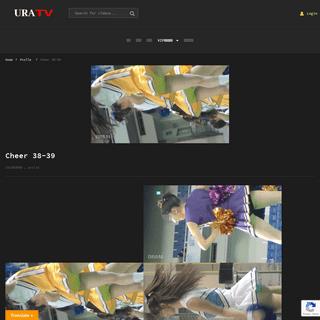 Cheer 38-39 - URATV