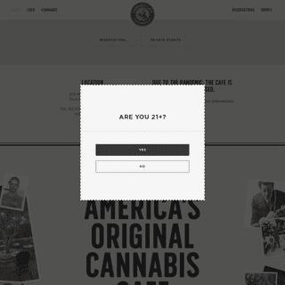 Original Cannabis Cafe