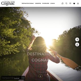 Cognac - Office de Tourisme de Cognac en Charente - Destination Cognac