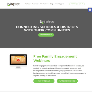 Home - Livingtree – Where School Communities Are Connected - Livingtree