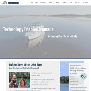 Technomadia - Technology Enabled Nomads