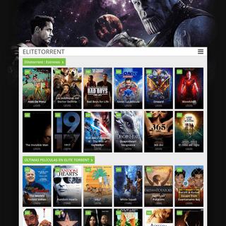 EliteTorrent - Descargar Series y Peliculas - EliteTorrent TV