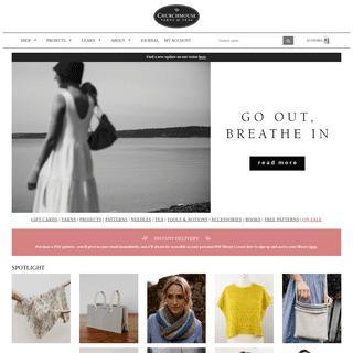 Churchmouse Online – Churchmouse Yarns & Teas
