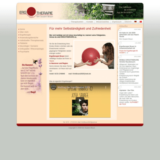 Kim Braun Ergotherapie Hannover