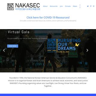 NAKASEC – Together, We Build America`s Future