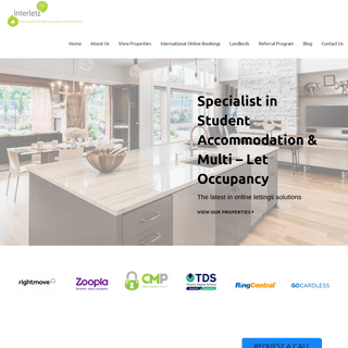Coventry Interletz – Digital Lettings for Students and Landlords