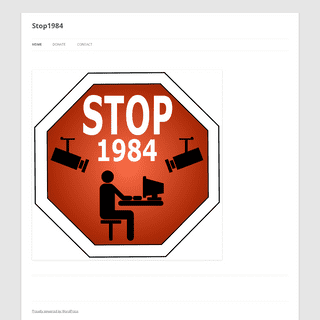 A complete backup of https://stop1984.com