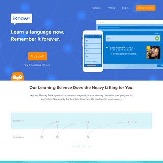 iKnow! - Learn faster and remember longer - iKnow! - iKnow!