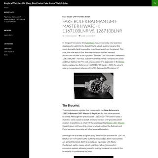 Replica Watches UK Shop, Best Swiss Fake Rolex Watch Sales - WeLtd