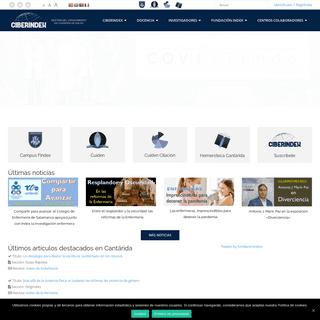 Ciberindex – Web de la Fundación Index