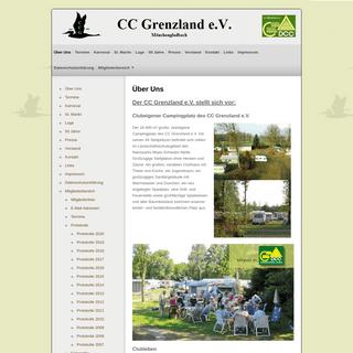 CC Grenzland e.V. - Copyright CC Grenzland e.V. 2013