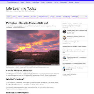 Life Learning Today