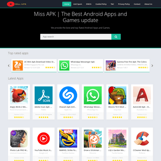 Miss Apk - The Best Android Apps and Games