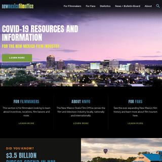 NMFilmOffice – New Mexico Film Office