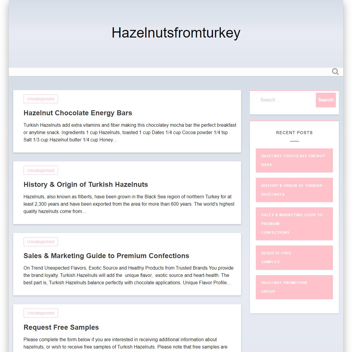 Hazelnutsfromturkey
