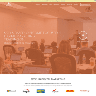 Equinet Academy - Digital Marketing Singapore - Learn Digital Marketing