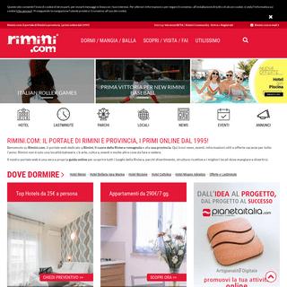 Rimini.com, la guida online di Rimini e provincia